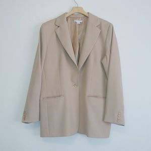 Pendleton virgin wool *Tall* jacket